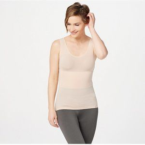Spanx Trust Your Thinstincts Tank Top, Soft Nude,